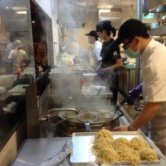 拉麺とりたまNISHIKI 厨房