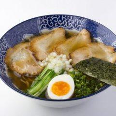 鶏香醇清湯 チャーシューメン醤油