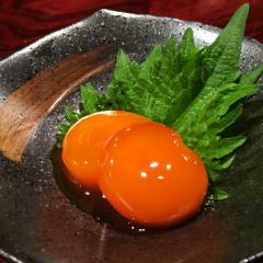 おつまみ漬け卵黄