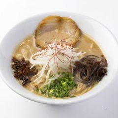 濃熟鶏白湯 ラーメン醤油
