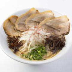濃熟鶏白湯 チャーシューメン醤油