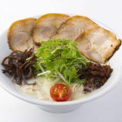 濃熟鶏白湯 チャーシューメン塩