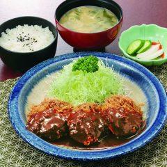 味噌ヒレかつ定食
